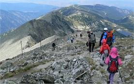 Sofia to Musala hiking trip