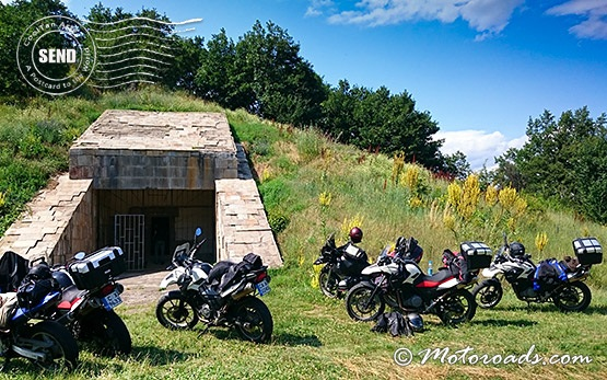 Старосел прокат мотоциклов