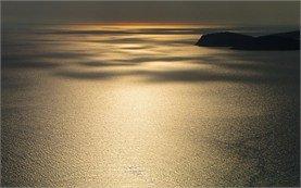 Закат - Чероне море