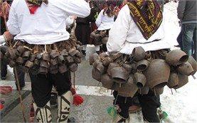 Фестивал Сурва в Перник - чанове