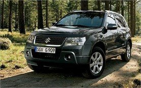 Suzuki Grand Vitara rent a car