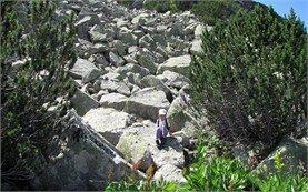 Trekking  in Pirin