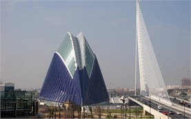 Valencia - city of art and science