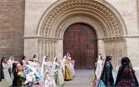 Валенсия - Фестивал Фалас
