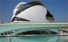 Valencia - The Opera building