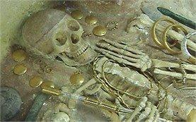 Некрополь энеолита в Варне