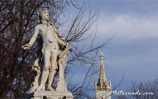 Вена - Моцарт