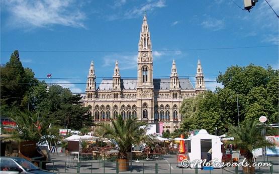 Вена - Ратуша