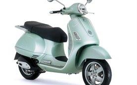 Piaggio Vespa GT 200 - scooter rental in Porto