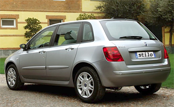 Rear view » 2004 Fiat Stilo