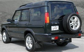 Rear view » 2004 Land Rover Discovery