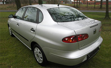 Rear view » 2004 Seat Cordoba