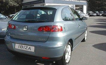 Rear view » 2004 Seat Ibiza