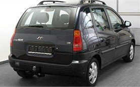 Rear view » 2005 Hyundai Matrix