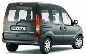 Rear view » 2005 Renault Kangoo