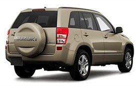 Rear view » 2006 Suzuki Grand Vitara