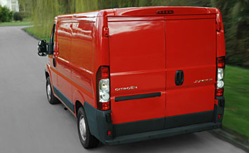 Rear view » 2007 Citroen Jumper Cargo