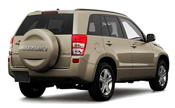 Rear view » 2007 Suzuki Grand Vitara