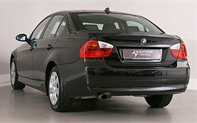 Rear view » 2008 BMW 3 Series