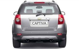 Rear view » 2008 Chevrolet Captiva AUTO