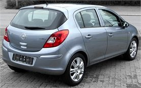 Rear view » 2008 Opel Corsa