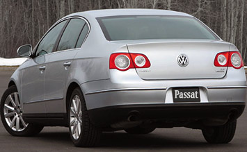 Rear  view » 2009 VW Passat Auto