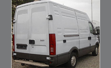 Rear view » Iveco Daily 35S11V