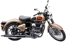 Rent Royal Enfield Classic 500 - аренда мотоцикла Дели