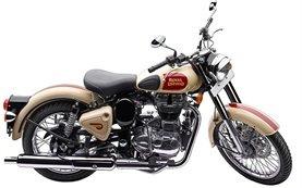 Rent Royal Enfield Classic 500 - мотор под наем Индия