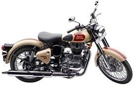 Rent Royal Enfield Classic 500 - motorbike rental Nice