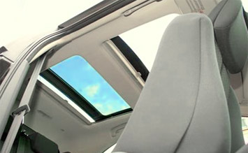 Roof window » 2005 Renault Megane