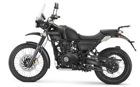 Royal Enfield Himalayan 411 - аренда мотоцикла Малага