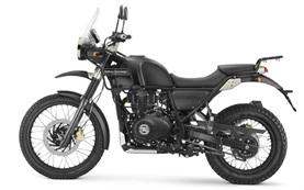 Royal Enfield Himalayan 411 - Motorradvermietung Porto