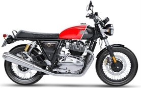 Royal Enfield Interceptor 650 - motorbike hire France