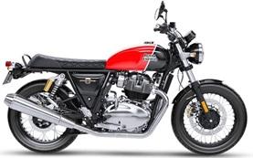 Royal Enfield Interceptor 650 - motorbike hire Malaga