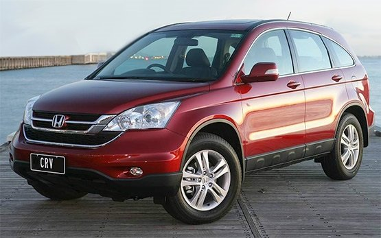 Side view » 2012 Honda CRV 4WD Automatic