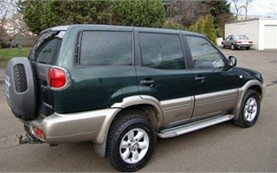 Side view » 2001 Nissan Terrano