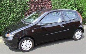 Side view » 2003 Fiat Punto