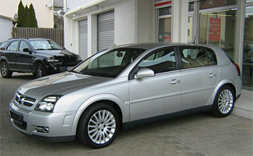 Side view » 2004 Opel Signum