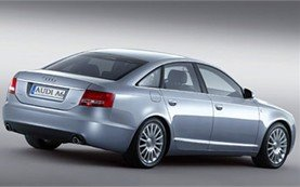 Side view » 2006 Audi A6