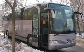 Side view » 2006 Mercedes Travego Touring
