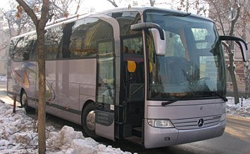 Vista lateral » 2010 Mercedes Travego Touring