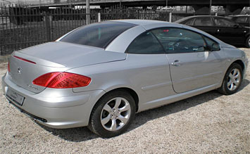Side view  » 2006 Peugeot 307 Convertible