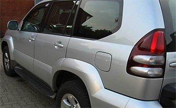 Вид сбоку » 2006 Тойота Ленд Крузер