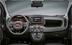 Side view » 2007 Fiat Panda