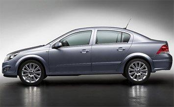 Seitenansicht » 2008 Opel Astra Sedan