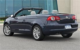 Side view » 2009 Volkswagen Eos 2.0i FSI
