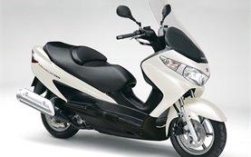 Suzuki Burgman 125cc  - alquiler de scooters en Mallorca