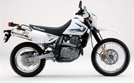 Сузуки DR 650 SE мотоциклет под наем Малага