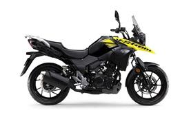 Suzuki V-Strom 250cc - мотоциклa напрокат Мадейра - Фуншал